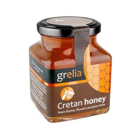Top Five Honey Products by Cretan Honey Grelia Gr