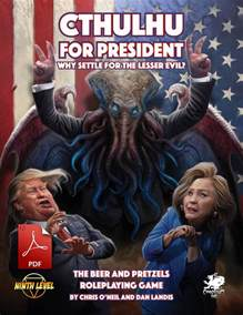 30 Classic Home Library cthulhu for president the game pdf