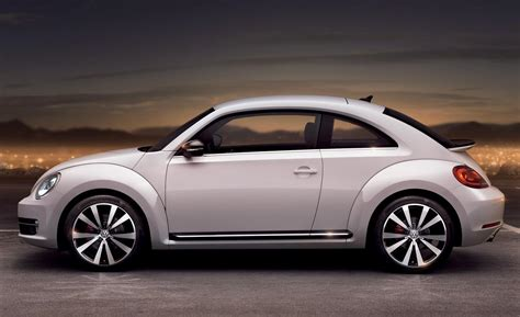 beetle volkswagen 2012 car and driver