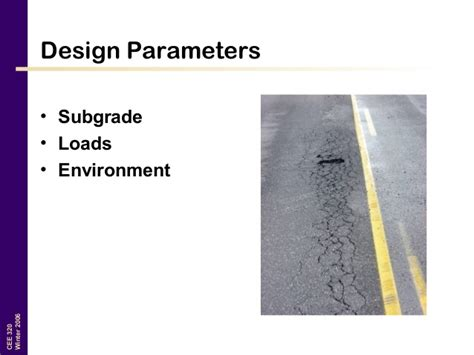 pavement design engineer job description pavement design transportation engineering