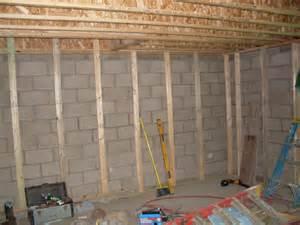 framing the basement walls flickr photo