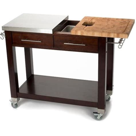 stainless steel kitchen island with butcher block top best 25 butcher block top ideas on butcher