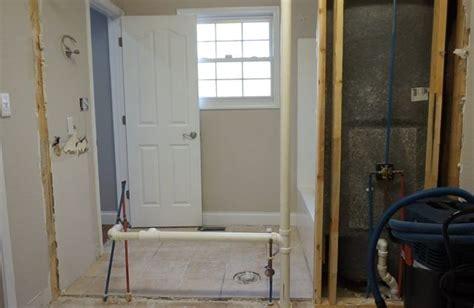 Jack and Jill Bathroom Remodel Begins   Sawdust Girl®