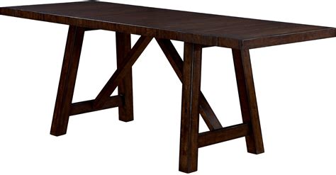 adara counter height dining table the brick