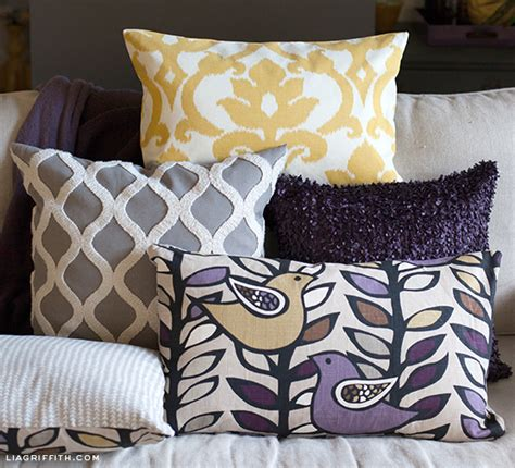 Pillow Covers by 30 Sewing Projects For Your Home That Will Make A