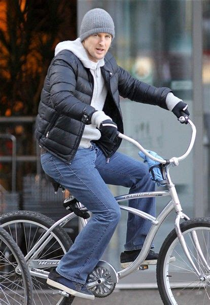 Owen Wilson Bikes To Clubs by On Bikes Owen Wilson Bicycling And