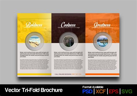 layout majalah keren desain brosur tutorial desain inkscape