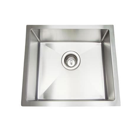 Bunnings Kitchen Sinks Everhard Squareline Plus Single Bowl Kitchen Sink Bunnings Warehouse