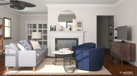 layout hacks incorporate tv viewing into any living room