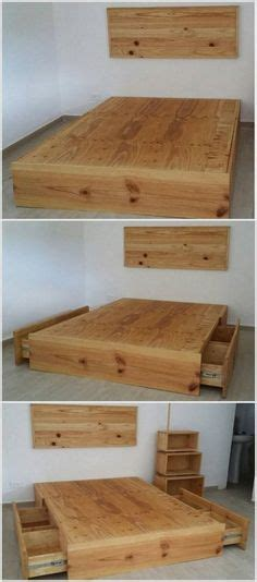 diy pallet bed with storage tutorial platform bed with storage tutorial diy platform bed platform beds and storage