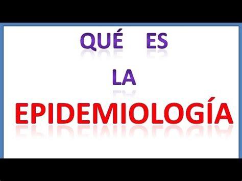 video tutorial que es tutorial qu 201 es la epidemiolog 205 a 2016 youtube