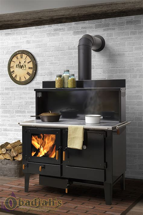 Wood Burning Kitchen Stove by Introducing Obadiah S 2000 Wood Cookstove By Heco