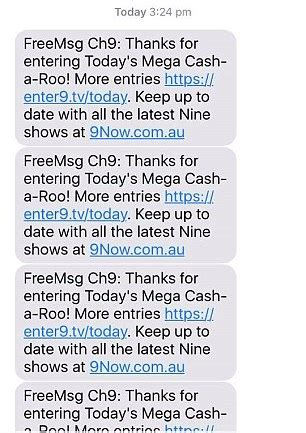 Today Show Competitions Cash Giveaway - today show viewers excluded from cash giveaway because of glitch daily mail online