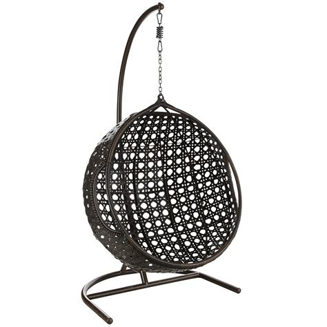 swingasan chairs swingasan 174 birdseye hanging chair pier 1 imports