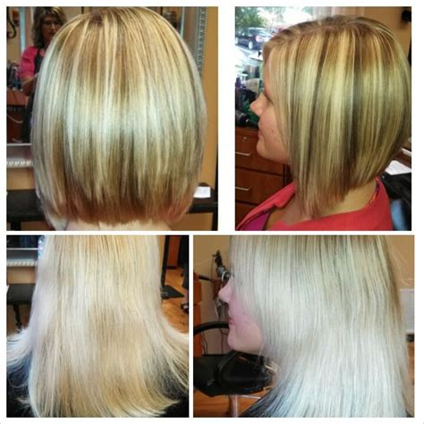 fusions done on inverted bob 1000 images about our hairstyles and haircolor on