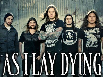 as i lay dying escuchar musica de as i lay dying