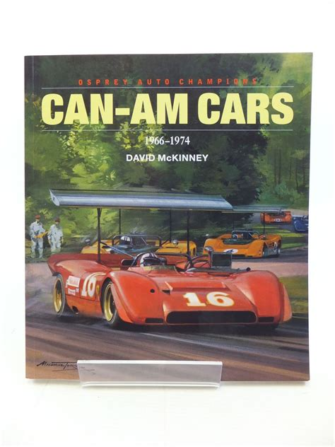 books about cars and how they work 1966 oldsmobile toronado auto manual can am cars 1966 1974 written by mckinney david stock code 1606671 rose s books