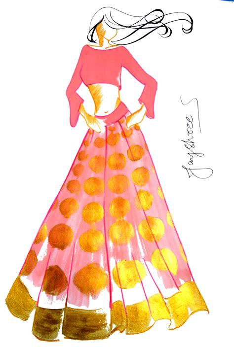 how to design clothes using illustrator raw mango ethnic collection sketch fashion mango