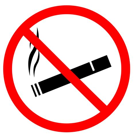 no smoking sign vector png no smoke free vector 4vector