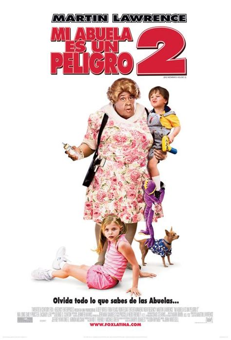 big momma s house 2 movie poster 4 of 4 imp awards
