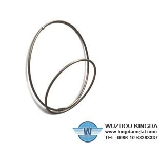 rings wire racks ring ring magazine rack ring ring magazine rack manufacturer wuzhou kingda wire cloth co ltd