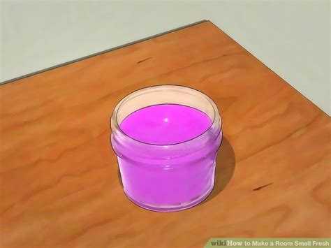 how to keep room smelling fresh 3 ways to make a room smell fresh wikihow