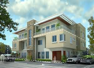 Townhouse Plans Designs ikeja gra orchid court estate by rt briscoe www