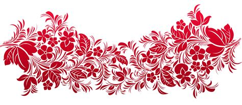decorative art flowers decoration clipart pencil and in color decoration clipart