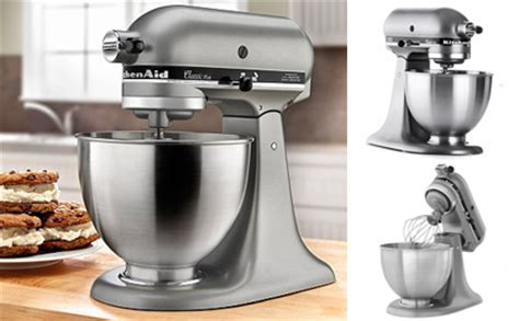 KitchenAid 4.5qt Stand Mixer $179.99 (Orig $350)   FREE Shipping   Simple Coupon Deals