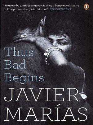 thus bad begins books javier mar 237 as 183 overdrive ebooks audiobooks and