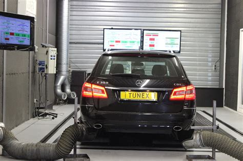 S Heerenberg Auto Tuning by Chiptuning Mercedes W212 E500 388pk Tunex