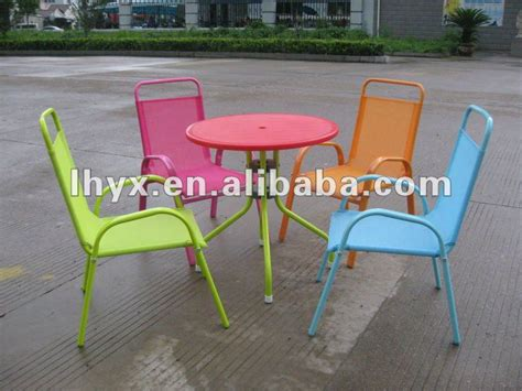 childrens outdoor table and chairs the amazingly outdoor furniture