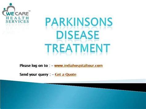 Parkinsons Disease Treatment Surgery Authorstream Parkinson S Disease Powerpoint Template