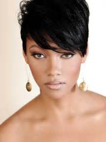 the best pixie cut for black hair cool short haircuts for black women short hairstyles
