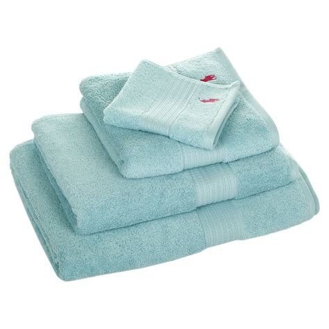 aqua towels bathroom buy ralph lauren home player towel aqua amara