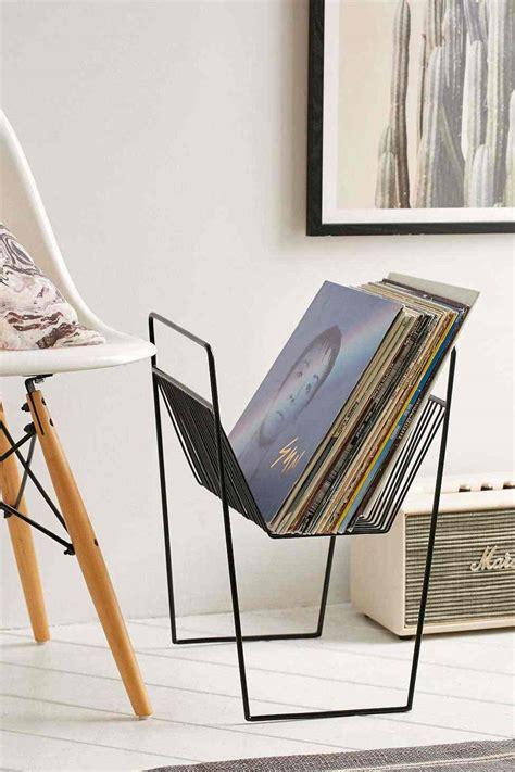 Meuble De Rangement Disques Vinyl by Rangement Vinyle Fonctionnel Et 233 L 233 Gant En 35 Id 233 Es