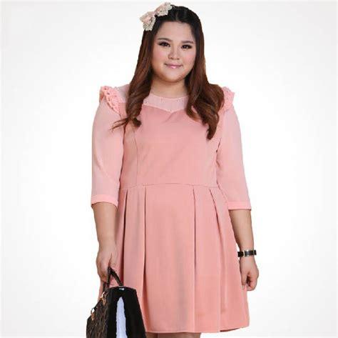 Baju Wanita Big Size Promo Dress Bigsize Brukat Fit To plus size office dress fashion clothing big size clothes plus size one
