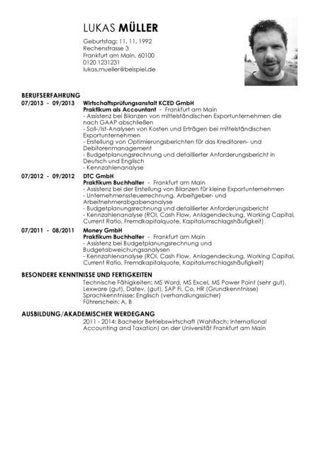 Lebenslauf Vorlage Chemiker Lebenslauf Buchhalter Muster Lebenslauf Bilanzbuchhalter Vorlage Livecareer