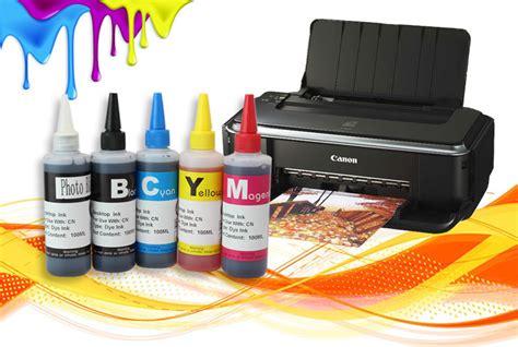 Ciss Infus D Ink Canon 50 Ml compatible ciss refill ink bottles 500ml 100ml per color 100ml black for canon pgi