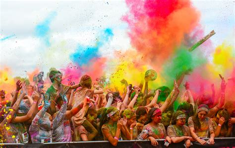 what is the color run the color run grand prix edition melbourne 2014 flickr
