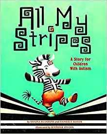 the bee with the backward stripes books all my stripes a story for children with autism shaina