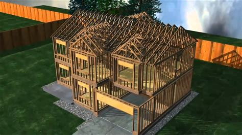 who builds houses modern home construction technique youtube
