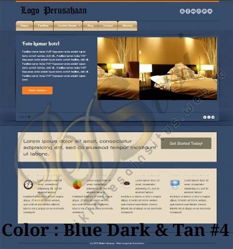 contoh layout desain web contoh company profile perusahaan web perusahaan