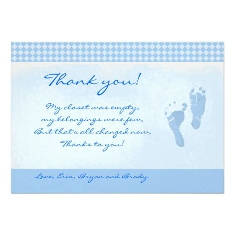 thank you phrases for baby shower baby shower thank you quotes in image quotes at
