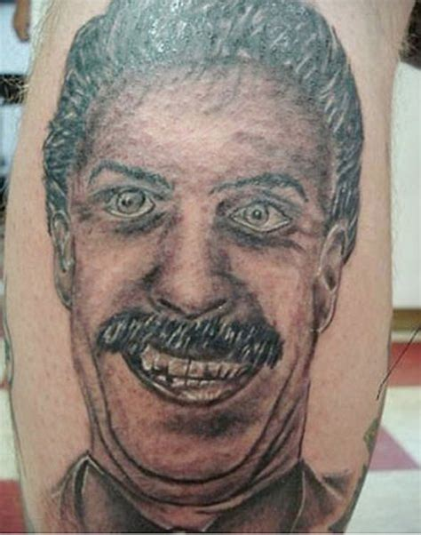 horrible tattoos horrible portrait tattoos 38 pics izismile