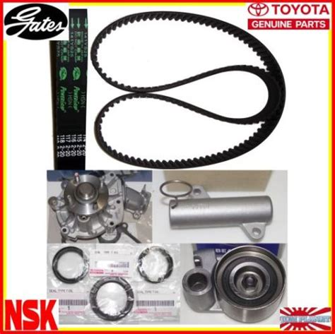 Toyota Timing Belt Toyota Timing Belt Kit Hydraulic Tensioner Hilux Surf