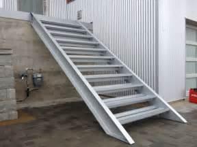 Steel Stairs Design Exterior Stair Railings Handrails For Stairs Steel Staircase Design