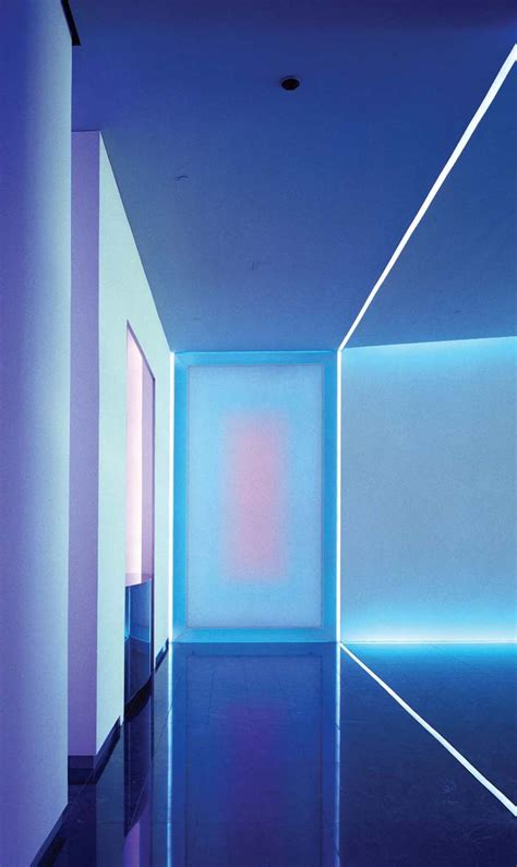 Artwork Lighting Led by Turrell Light 5 Trendland