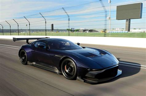 aston martin 2016 aston martin vulcan going to auction
