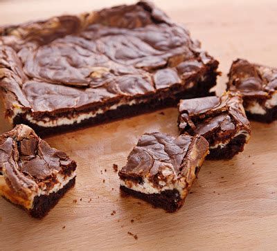 Cheese Brownies By Shiishop confessions of a bake aholic
